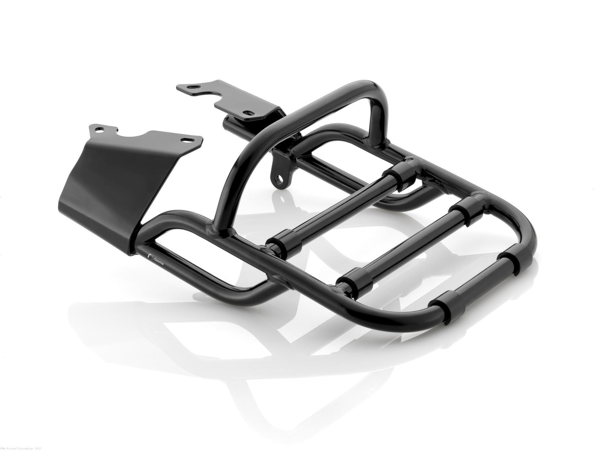 Rear Bag Support Rack By Rizoma Bmw R Ninet Scrambler