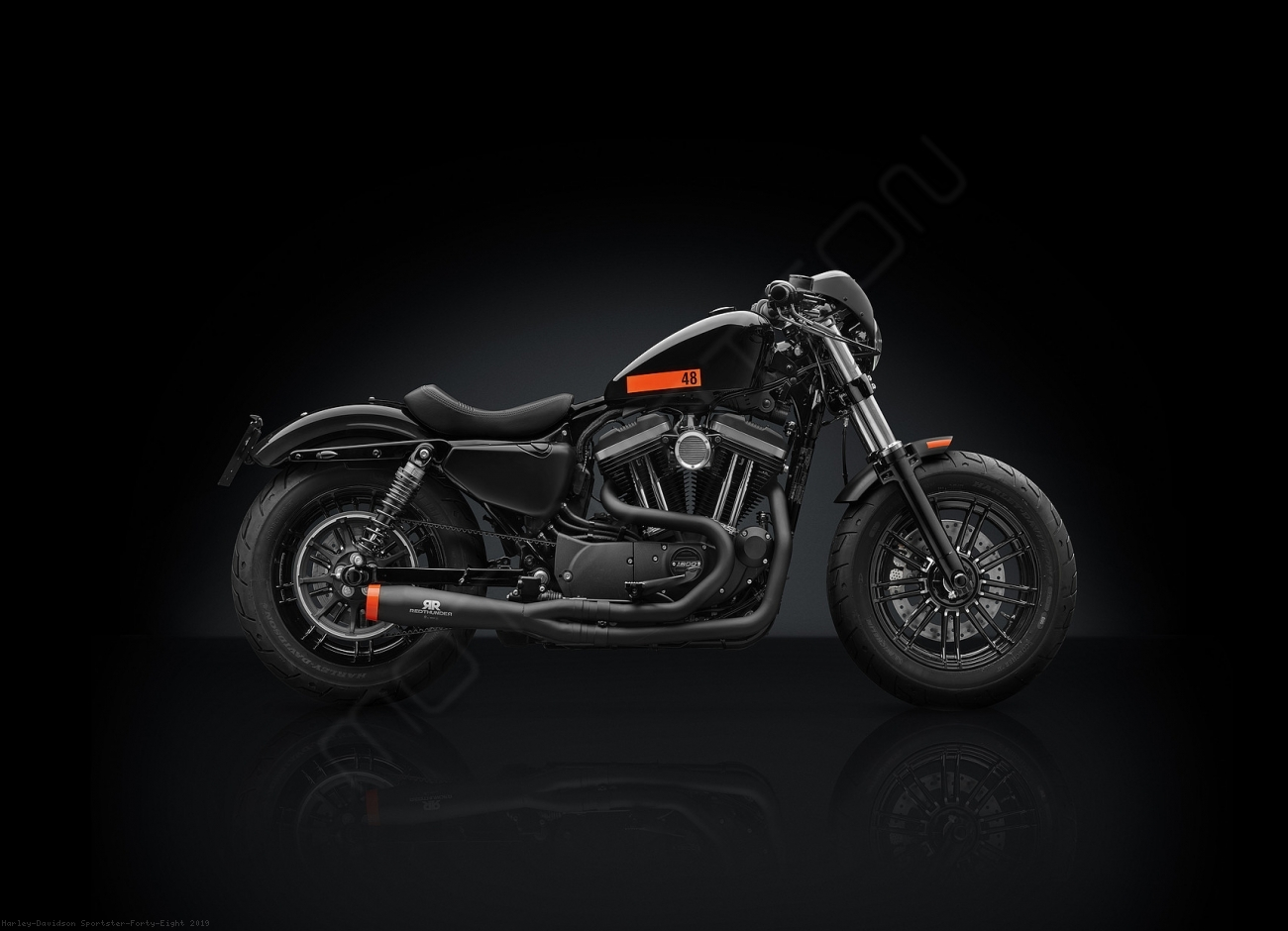 Harley Davidson Forty Eight Indonesia