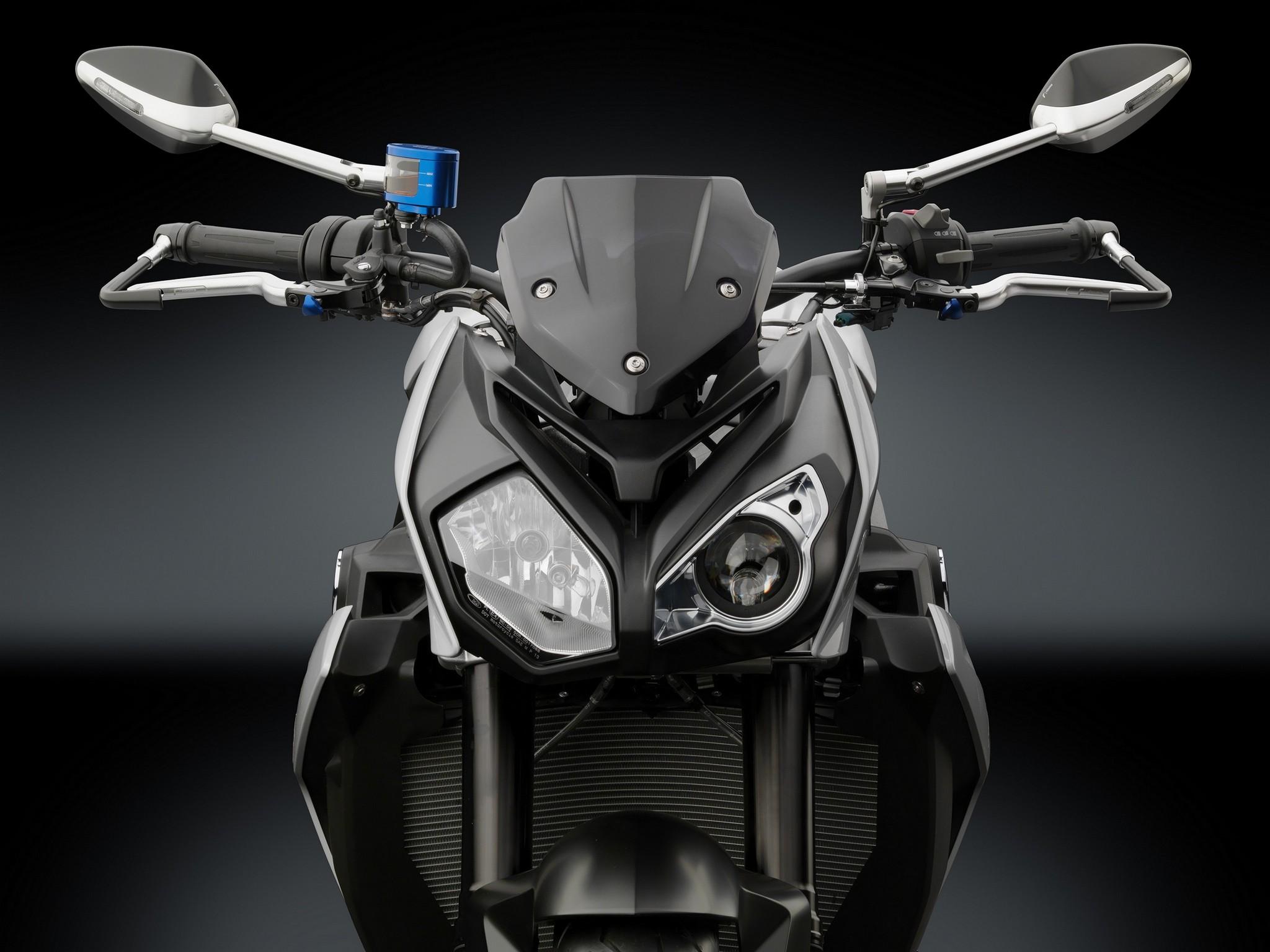 Rizoma Polycarbonate Fly Screen Headlight Fairing Yamaha