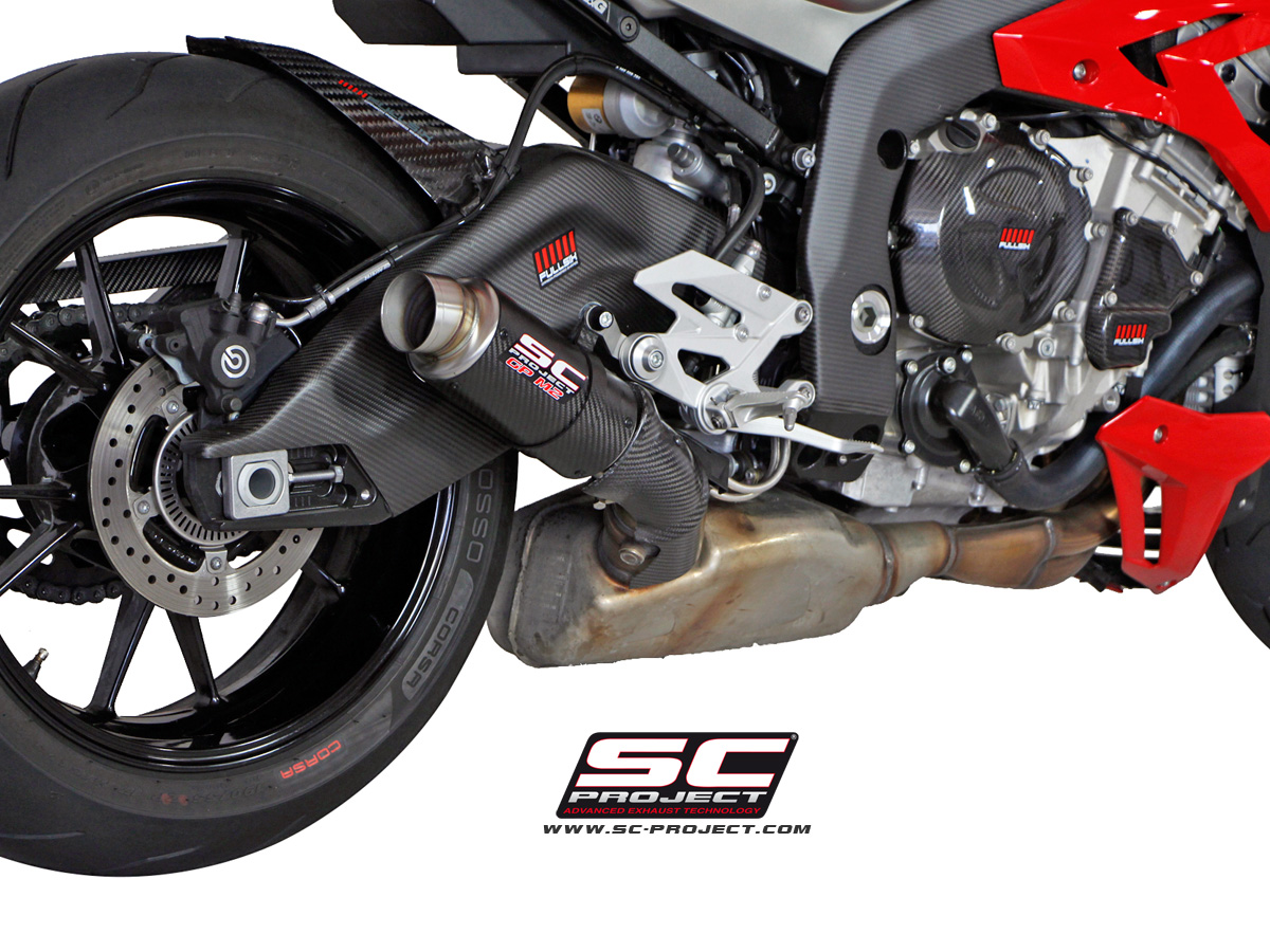 Gp M2 Exhaust By Sc Project