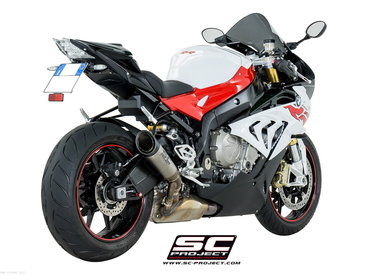 S1 Exhaust By Sc Project Bmw S1000rr 2017 B25 T41t