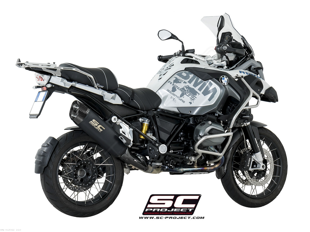 """adventure"" exhaustsc-project bmw / r1250gs / 2020"