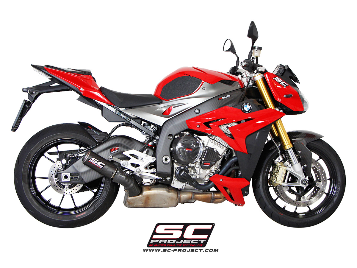 2017 Can Am 1000 >> BMW S1000R CR-T Exhaust Systems by SC-Project