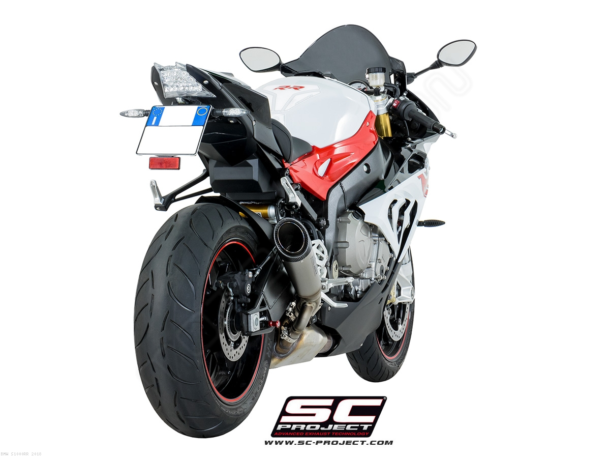 2018 bmw rr1000. simple rr1000 s1 exhaust by scproject bmw  s1000rr 2018 in bmw rr1000