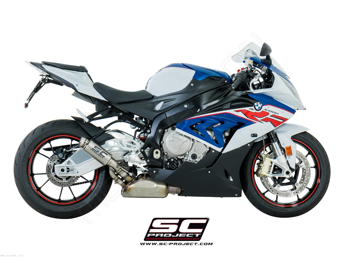 gp70-r exhaustsc-project bmw / s1000rr / 2018 (b25-t70t)