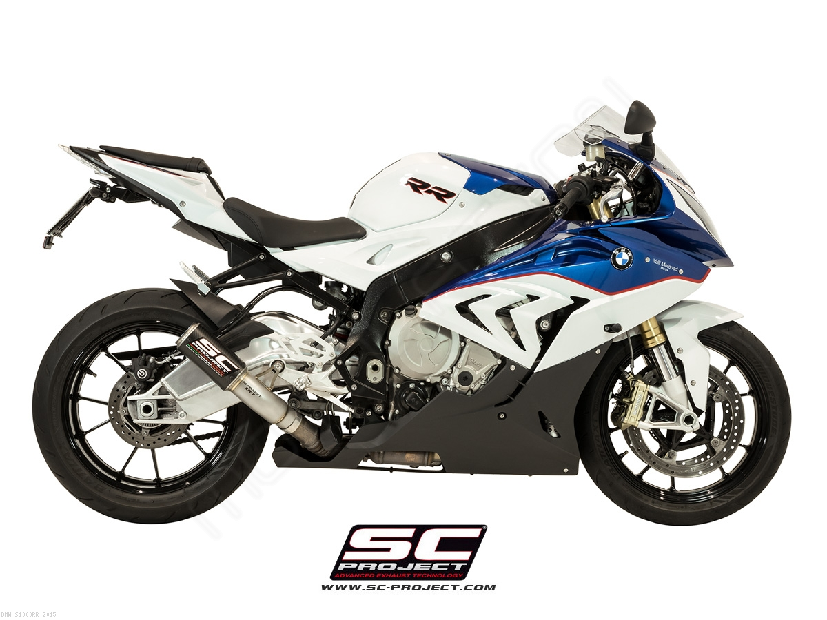 Cr T Exhaust By Sc Project Bmw S1000rr 2015 B20 36