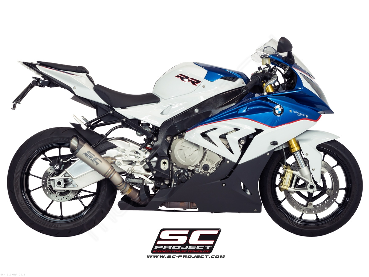 S1 Exhaust By Sc Project Bmw S1000rr 2016 B20 T41t
