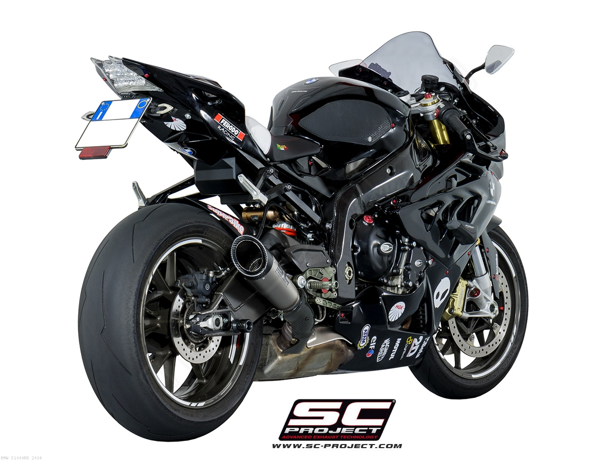 S1 Exhaust by SC-Project BMW / S1000RR / 2014 (B10-41T)