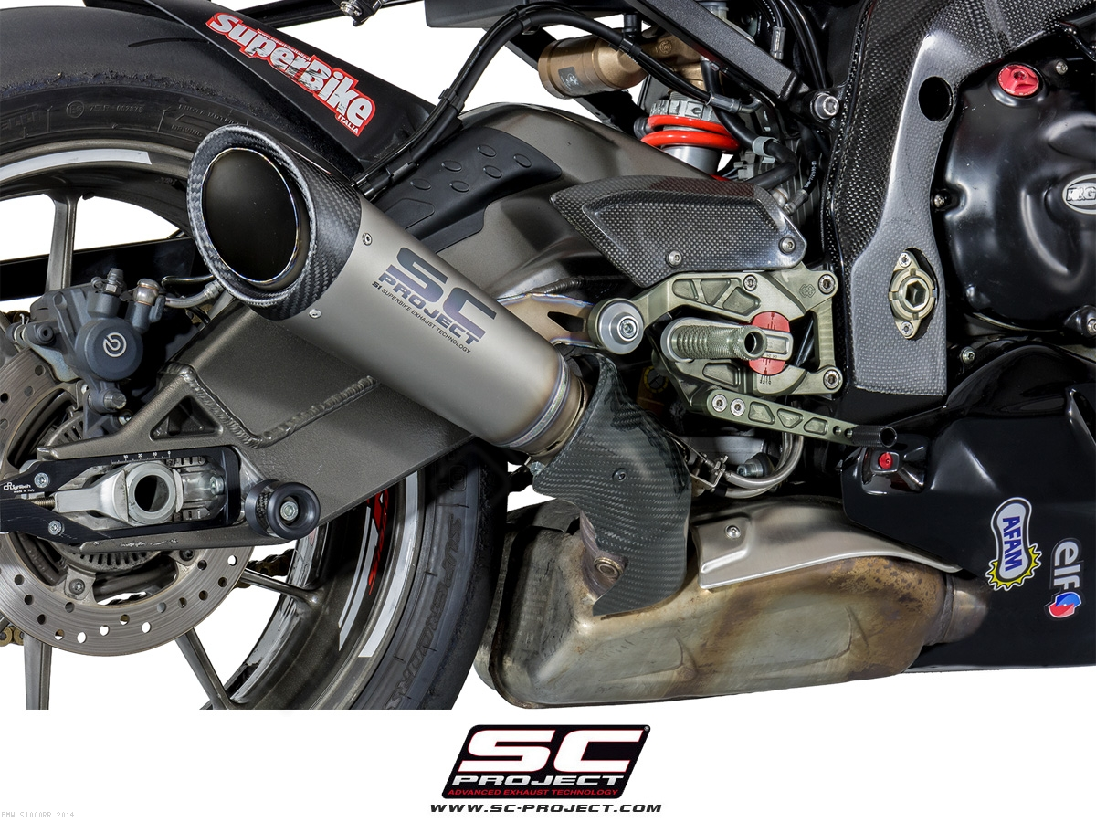 S1 Exhaust By Sc Project Bmw S1000rr 2014 B10 41t