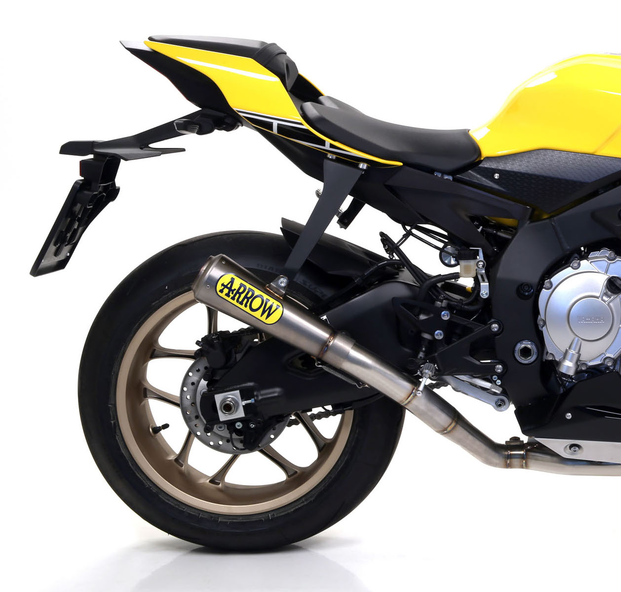 Competition Pro Race EVO Full System Exhaust by Arrow