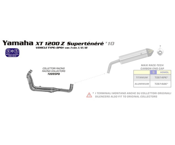 stainless steel racing headers by arrow  72095pd
