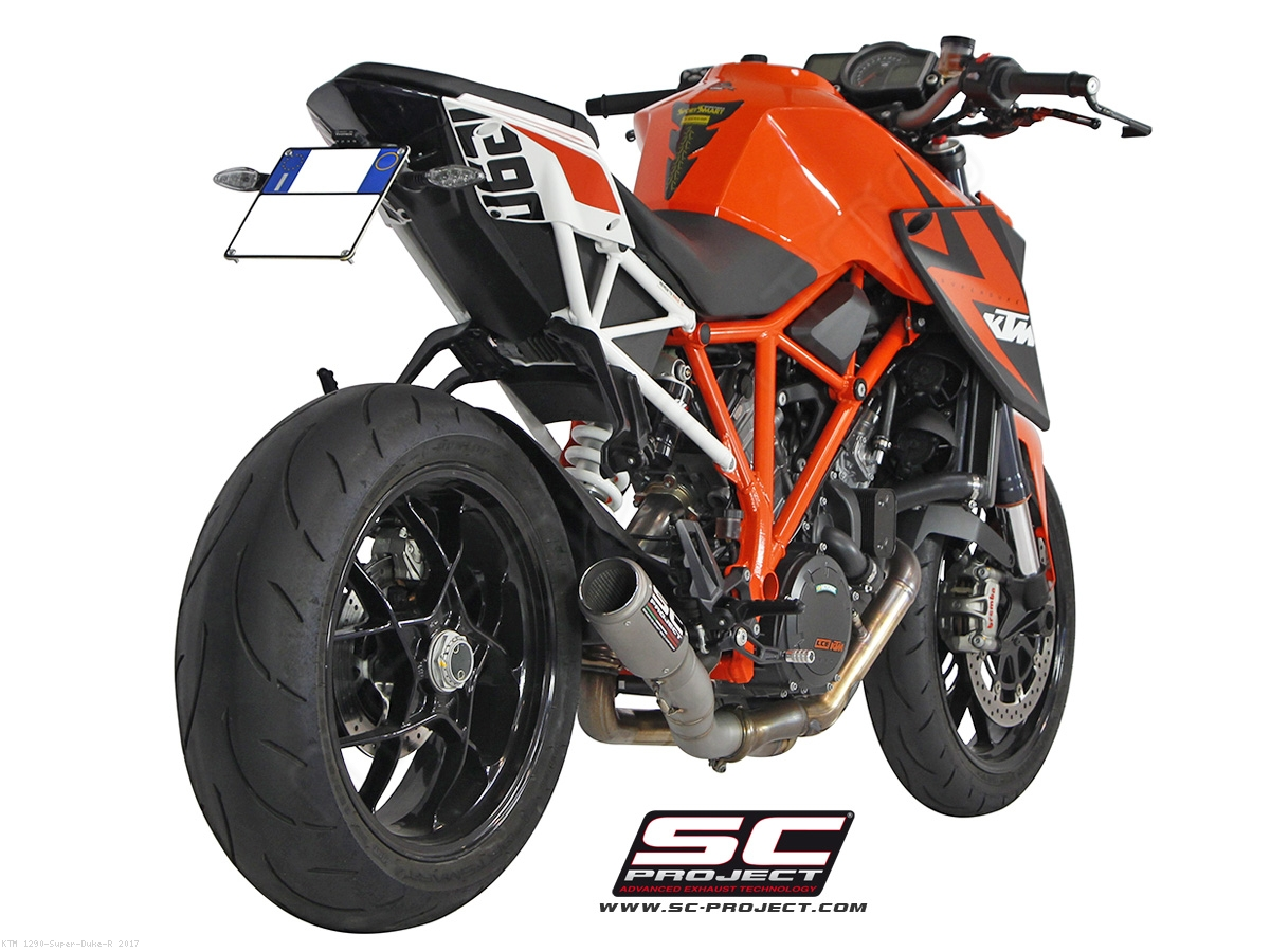 cr t exhaust by sc project ktm 1290 super duke r 2017 ktm07 de38. Black Bedroom Furniture Sets. Home Design Ideas