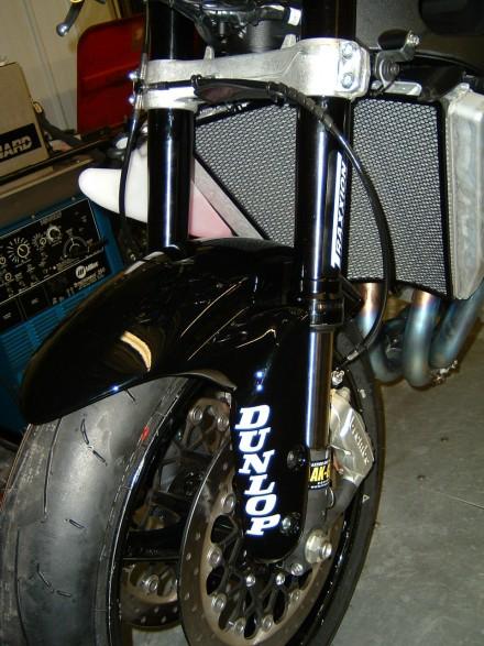 Rennsport Front Brake Line Kit by Spiegler