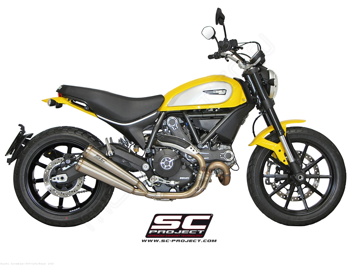 Conic twin exhaust project ducati scrambler cafe racer jpg 1200x900 Ducati cafe racer 1098