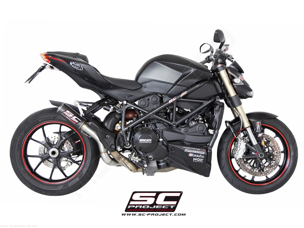 cr t exhaust by sc project ducati streetfighter 848 2014 d09 38c. Black Bedroom Furniture Sets. Home Design Ideas