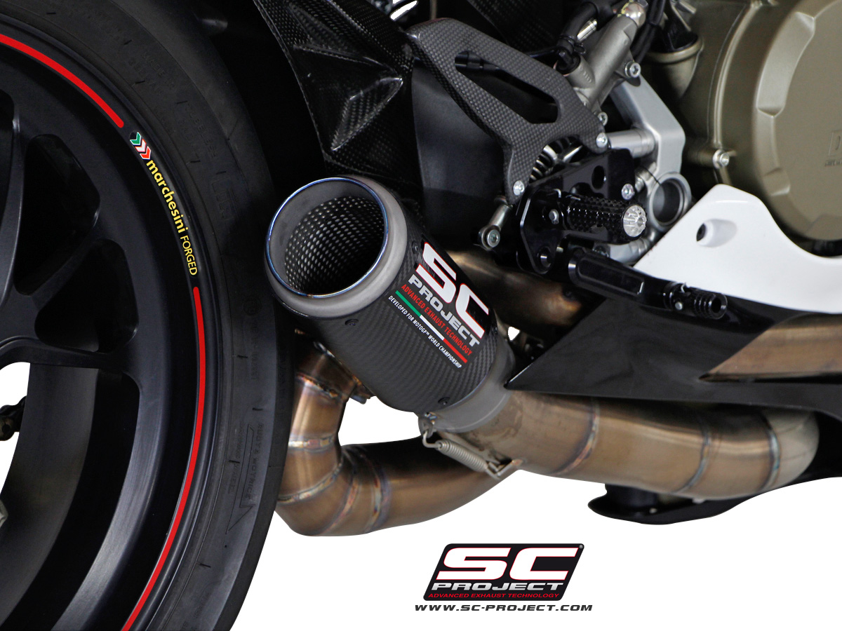 Cr T Exhaust By Sc Project D11 38