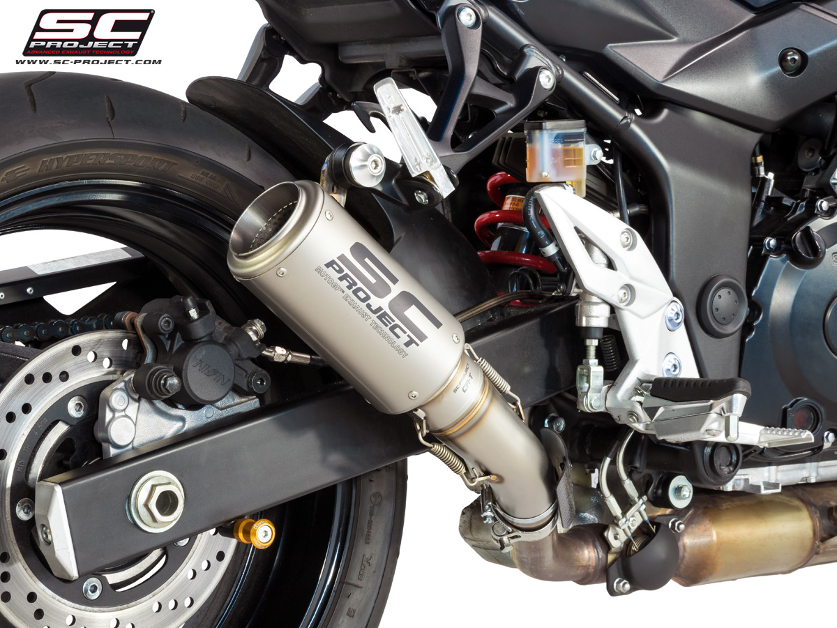 Cr T Exhaust By Sc Project S07 36t
