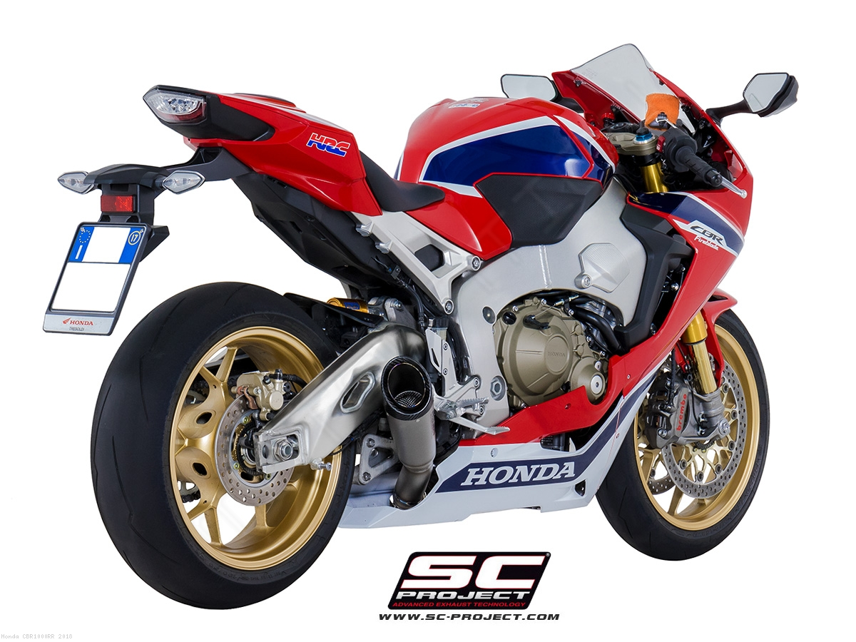 2018 honda 1000. unique 2018 s1 exhaust by scproject honda  cbr1000rr 2018 and honda 1000
