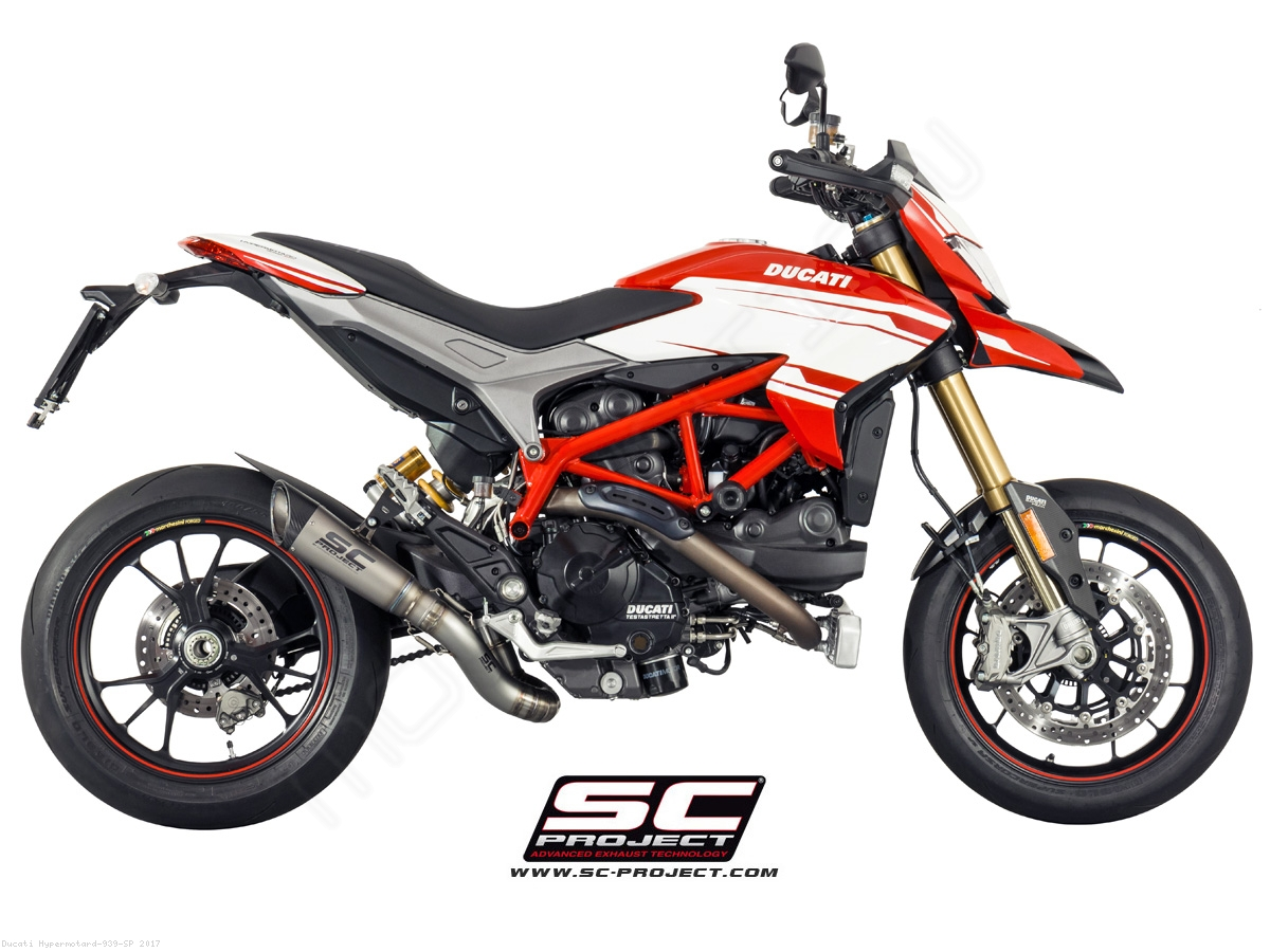 s1 exhaust by sc project ducati hypermotard 939 sp. Black Bedroom Furniture Sets. Home Design Ideas