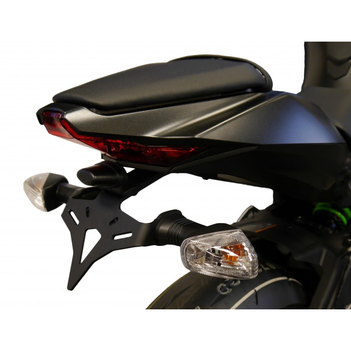 tail tidy fender eliminator by evotech performance bun002327. Black Bedroom Furniture Sets. Home Design Ideas
