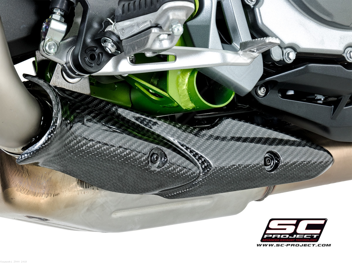 S1 Exhaust By Sc Project Kawasaki Z900 2018 K25 T41t