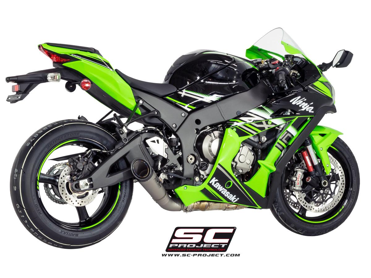 Kawasaki Ninja L Exhaust