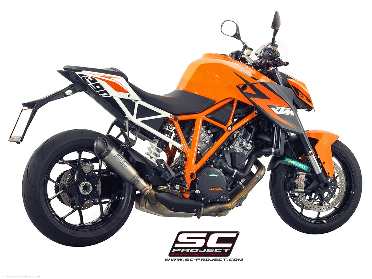 s1 exhaust by sc project ktm 1290 super duke r 2016 ktm07 k41t. Black Bedroom Furniture Sets. Home Design Ideas