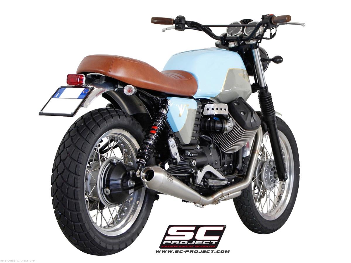 Moto Guzzi V Stone Performance Parts