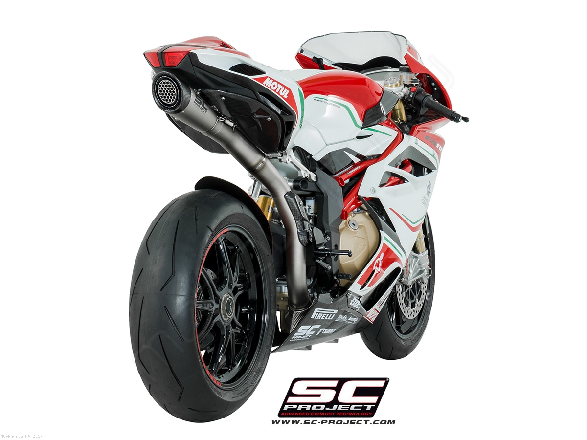 s1 exhaust by sc project mv agusta f4 2017 m04 t41t. Black Bedroom Furniture Sets. Home Design Ideas