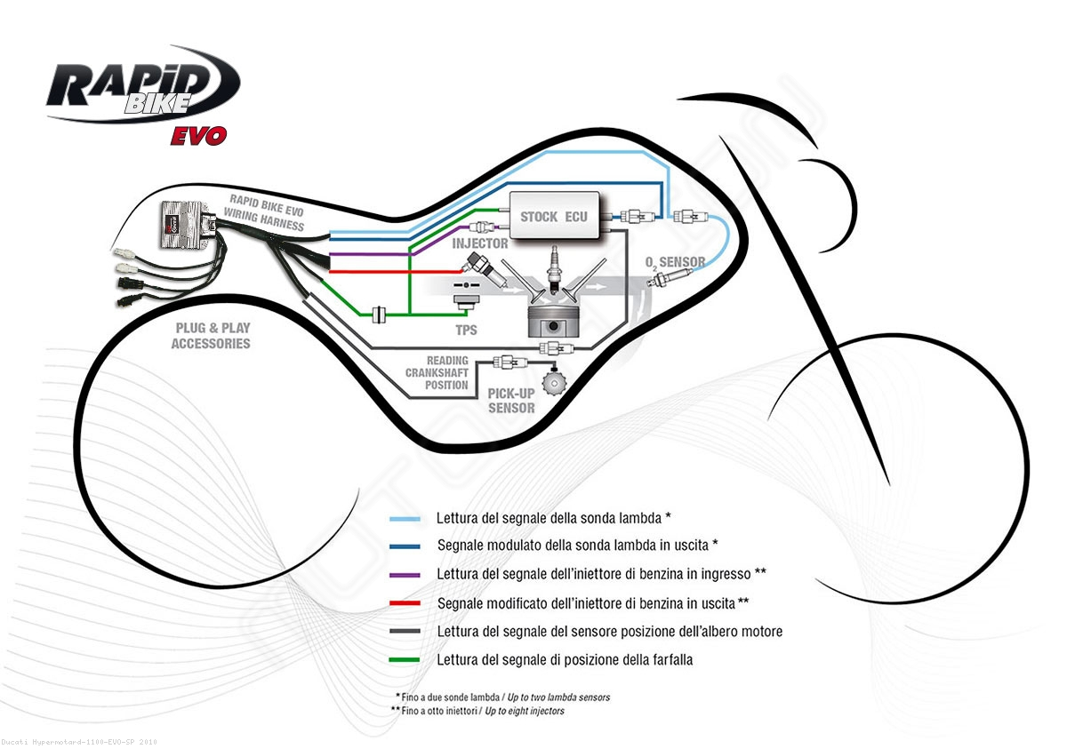 ducati hypermotard 1100 wiring diagram wiring libraryrapid bike evo auto tuning fuel management tuning module ducati hypermotard 1100