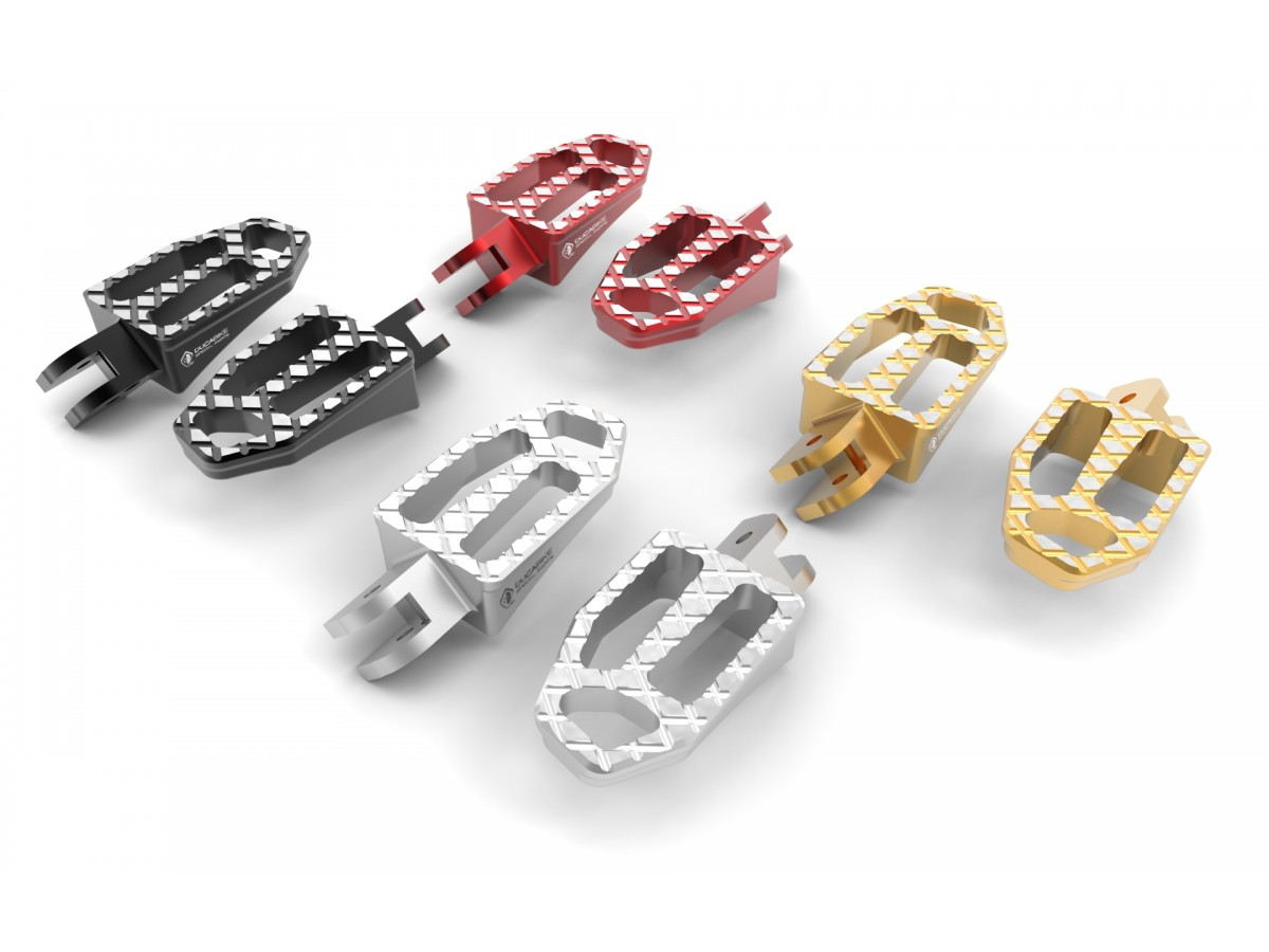 Footpeg Kit by Ducabike