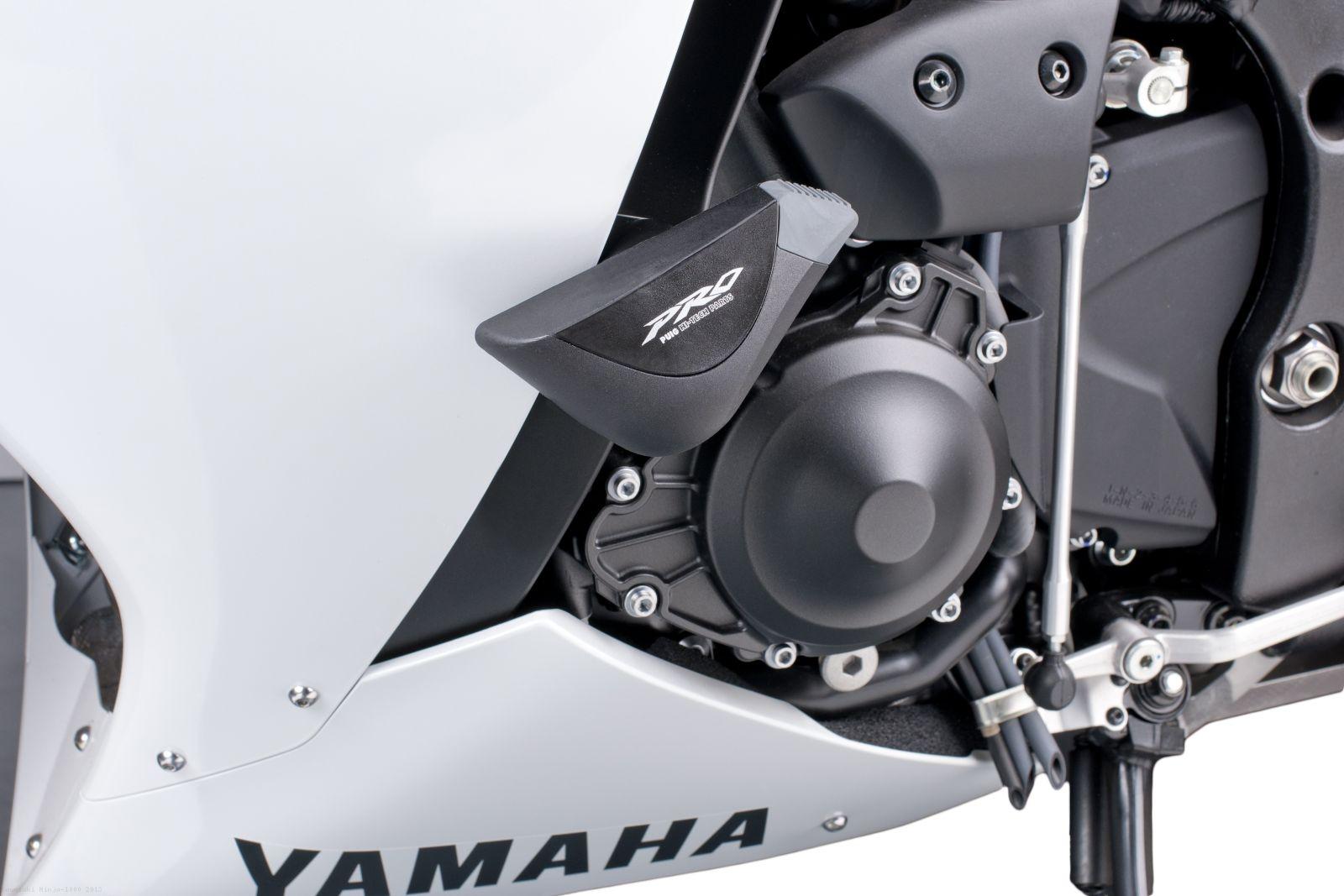 Puig Pro Frame Sliders Kawasaki Ninja 1000 2013 5689