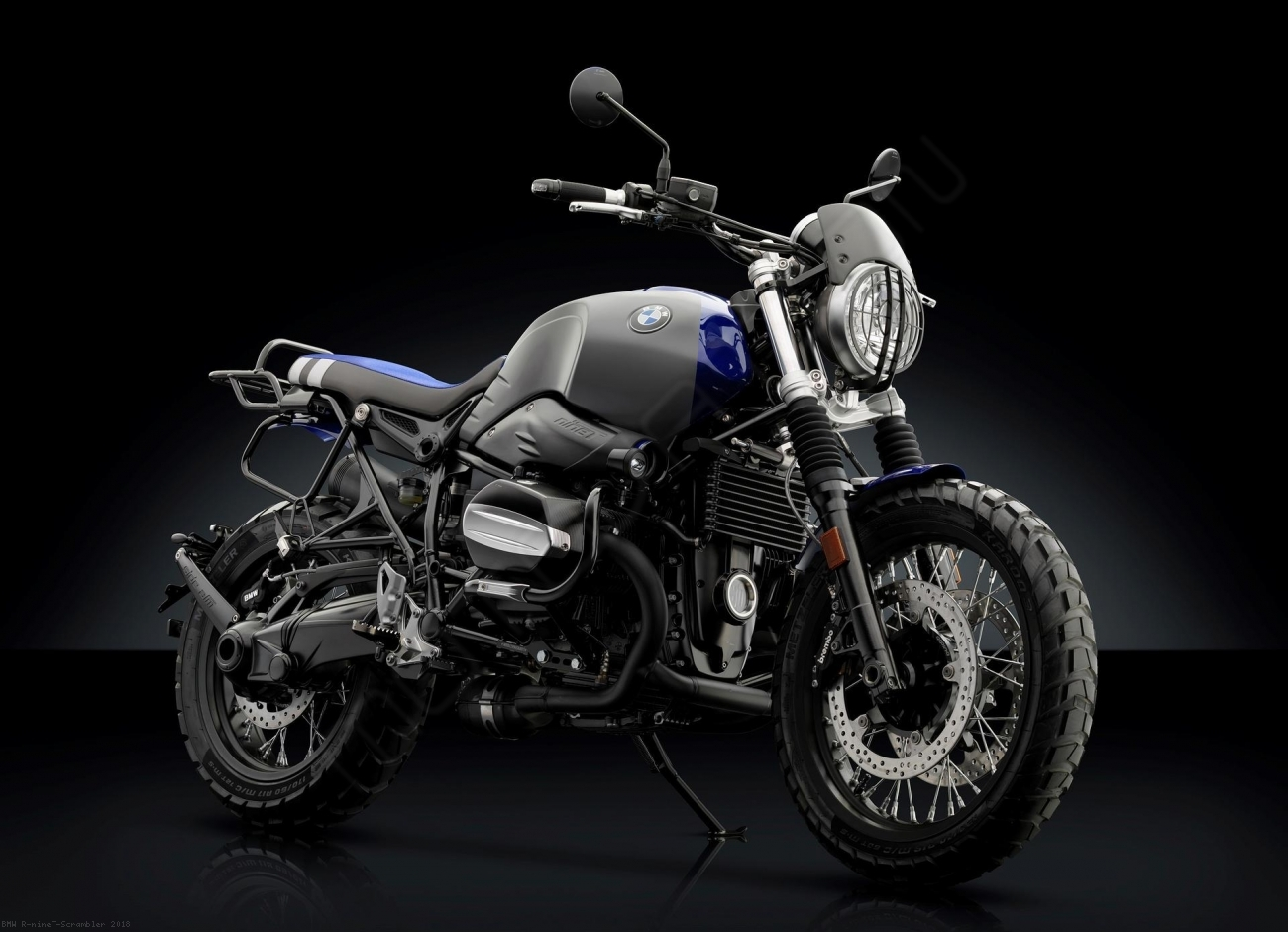 Bmw Loyalty Program >> Engine Crash Bars by Rizoma BMW / R nineT Scrambler / 2018 (ZBW087A)