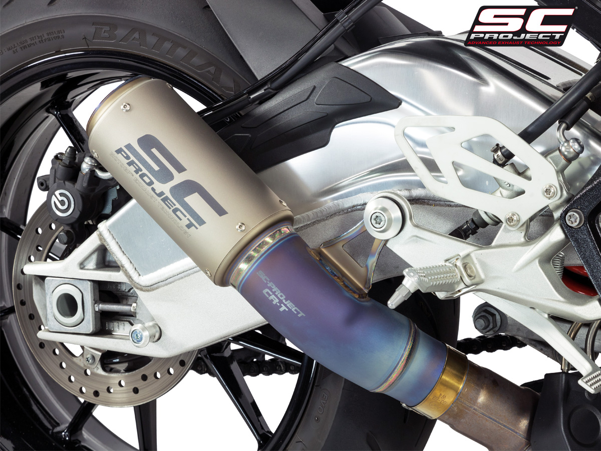 Cr T Exhaust By Sc Project B20 T36