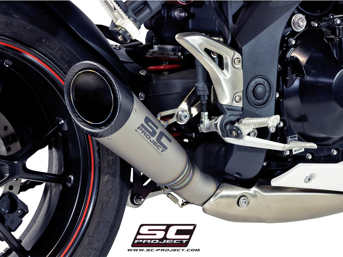 S1 Exhaust By Sc Project T05 Lt41t Triumph Speed Triple 1050