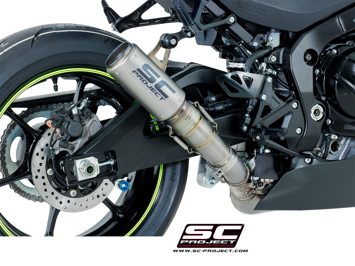 Cr T Exhaust By Sc Project S16 T36