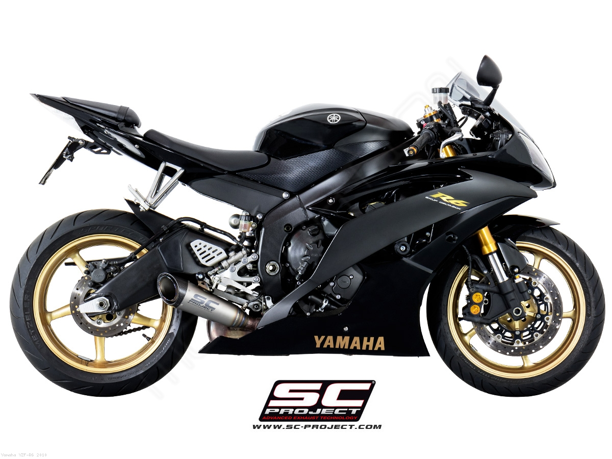 s1 low mount exhaust by sc project yamaha yzf r6 2010 y04 lt41t. Black Bedroom Furniture Sets. Home Design Ideas