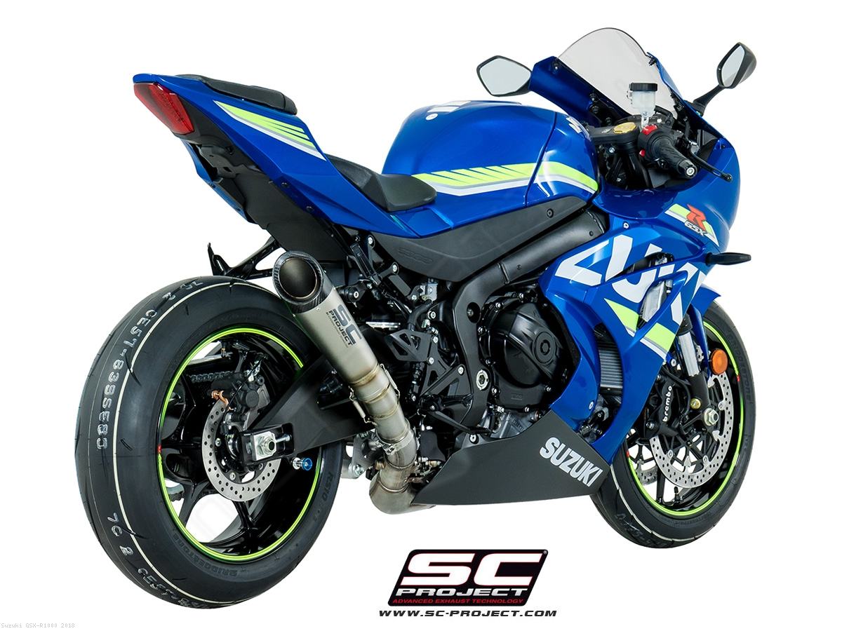 Suzuki Gsxr  Performance Parts