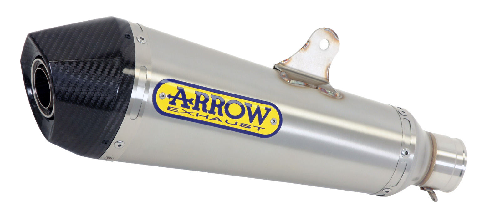 Competition Exhaust Full System By Arrow 71138ckz