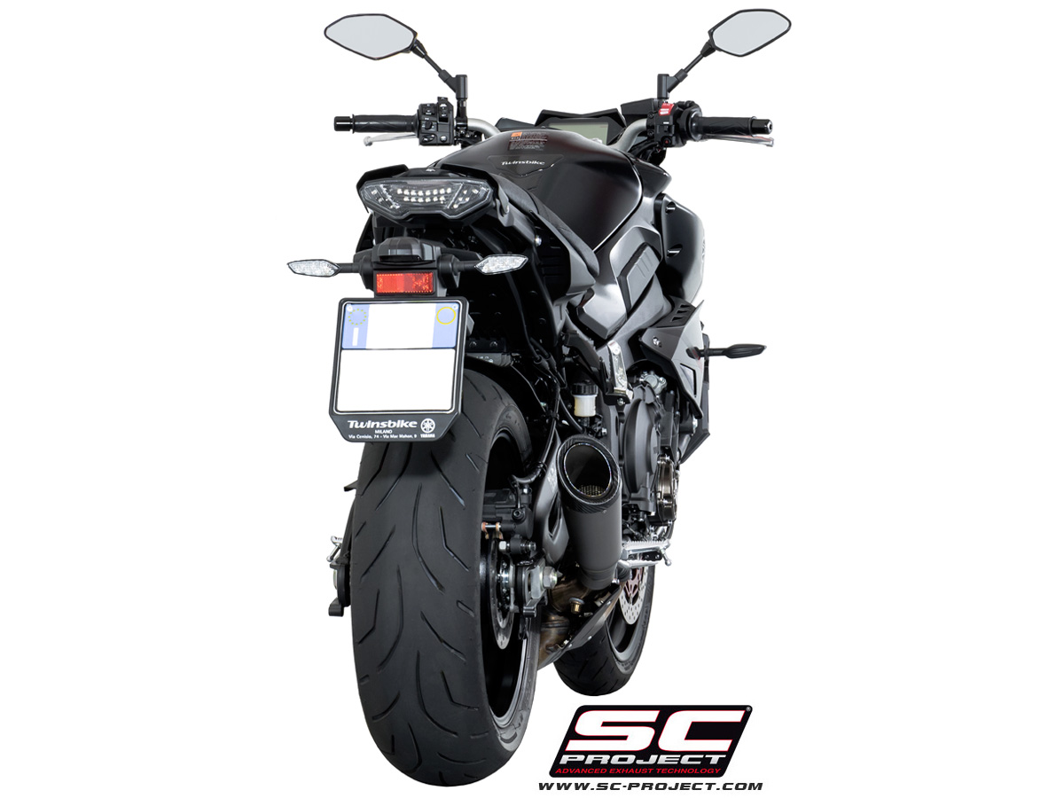 S1 Exhaust by SC-Project (Y20-KT41T)