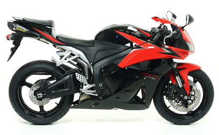 honda cbr600rr arrow