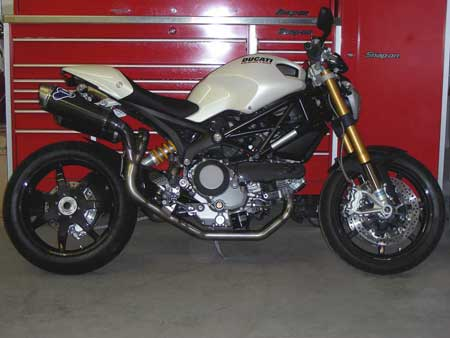 ducati monster 696/796/1100termignoni
