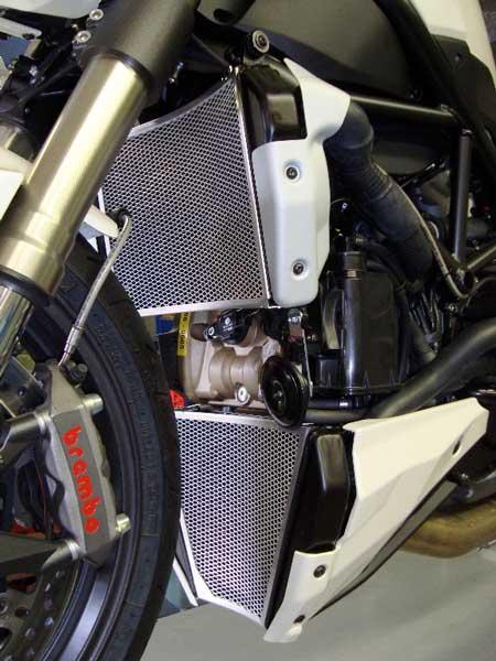 Ducati Monster  Oil Cooler Kit