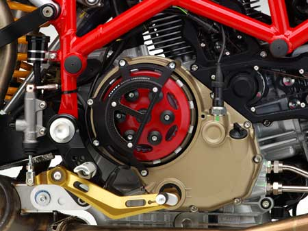 Open Clutch Cover And Plate Spring Color Pics Page 3