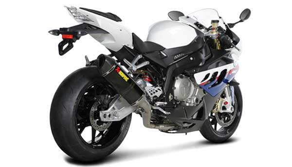 Bmw S1000rr Full Race Exhaust System By Akrapovic