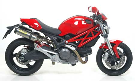 ducati hypermotard arrow
