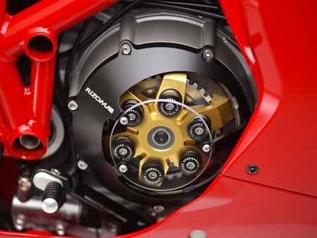 Ducati Open Clutch Review