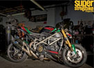 ducati streetfighter carbon custom rizoma motovation accessories super street bike magazine