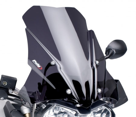Puig Touring Wind Screen for Triumph Tiger 800 5652