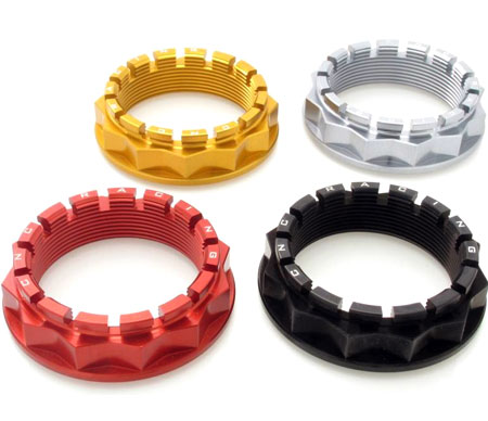 cnc racing motovation ducati sprocket rear axle nut sprocket flange nuts titanium carrier usa flange cover